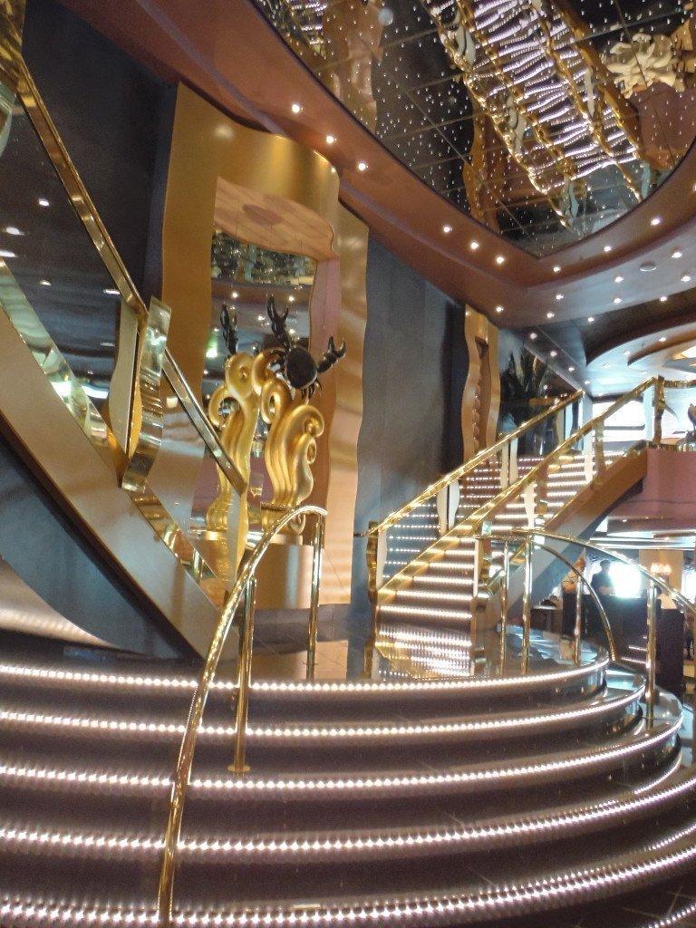 Casino Staircase