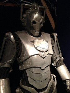 Doctor Who Experience - Cyberman Statue