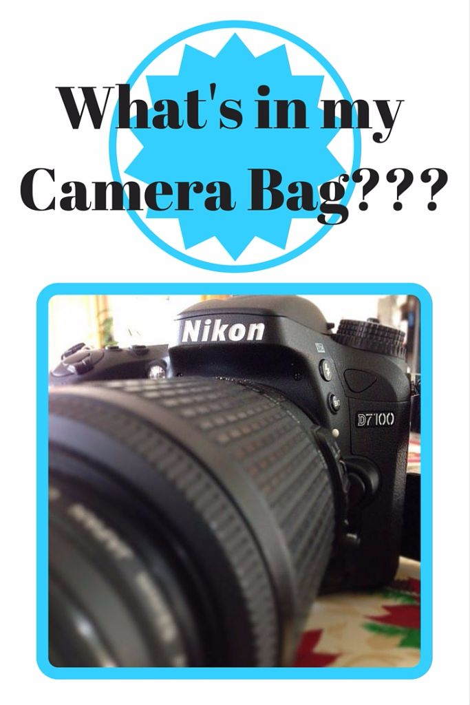 What's in my Camera Bag???