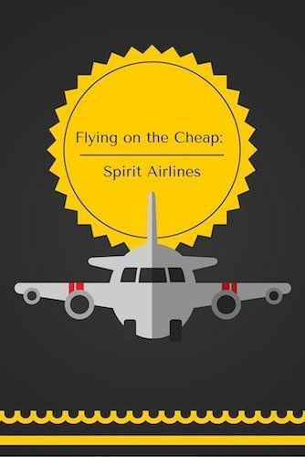 Flying on the Cheap: Spirit Airlines