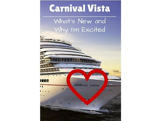 7 Best Updates on Carnival Vista