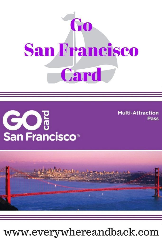Go San Francisco Card 1