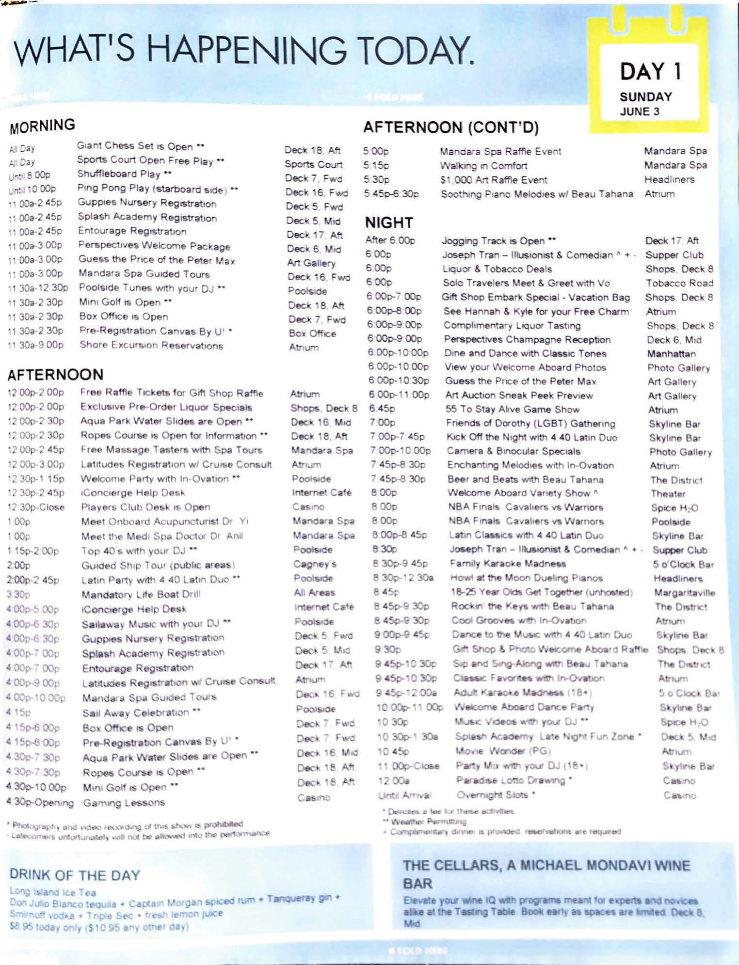 Norwegian Escape – NYC Bermuda – Day 1_Page_3