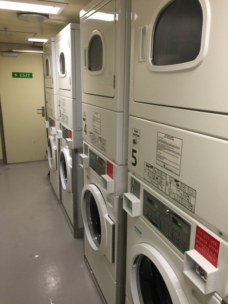 Self Service Laundry Machines, Deck 6