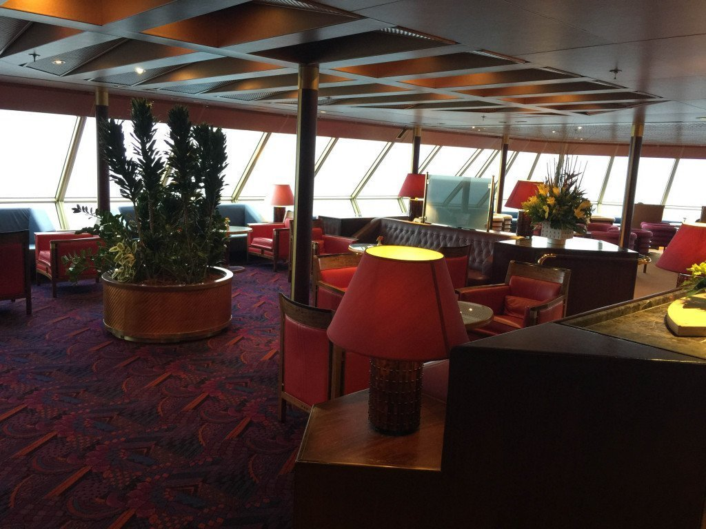 Crow's Nest on MS Amsterdam