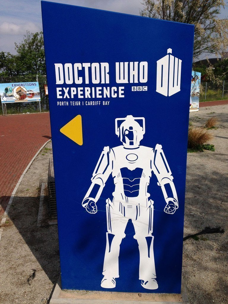 Doctor Who Experience - Cyberman