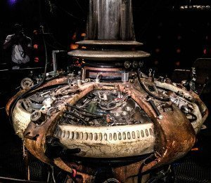 Doctor Who Experience - Tardis Console