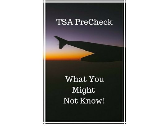 TSA PreCheck Locations & What You Might Not Know
