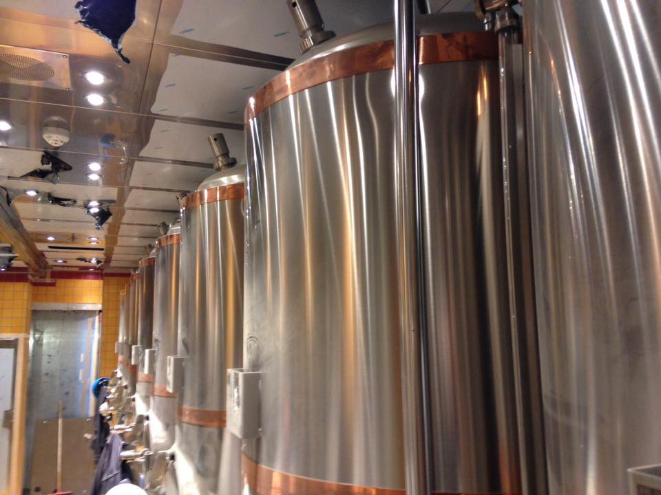 Carnival - Red Frog Pub Brew Tanks