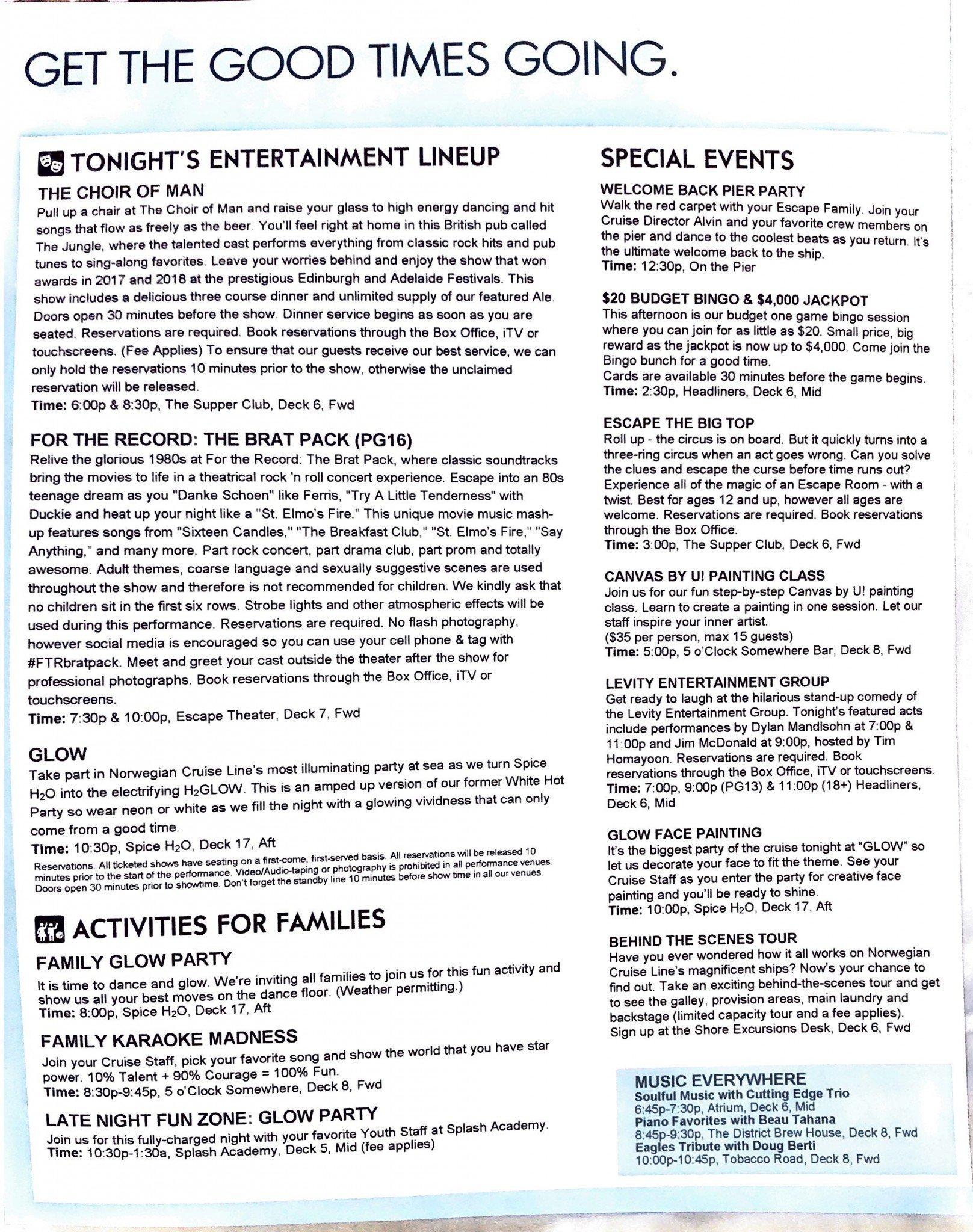 Norwegian Escape – NYC Bermuda – Day 6_Page_2